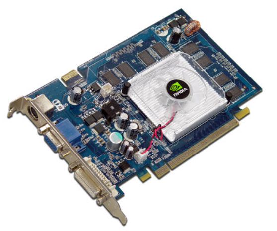 Driver for ECS N8400GS2-256DY-F NVIDIA Graphics
