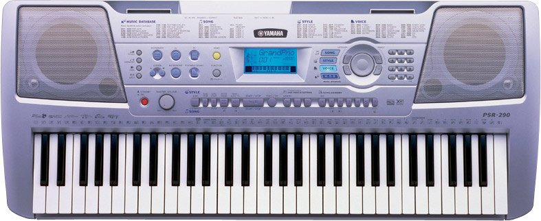 h nh nh c a yamaha psr 290 n organ. Black Bedroom Furniture Sets. Home Design Ideas