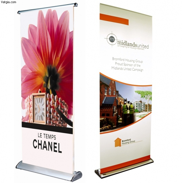 Standee Khung Sắt, Sản Xuất Standee Khung Sắt