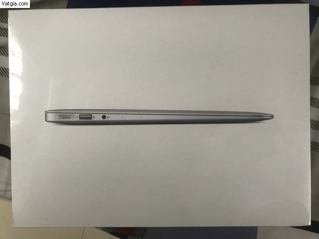 Apple Macbook Air 13 inch 256GB - Hoàn Toàn Mới