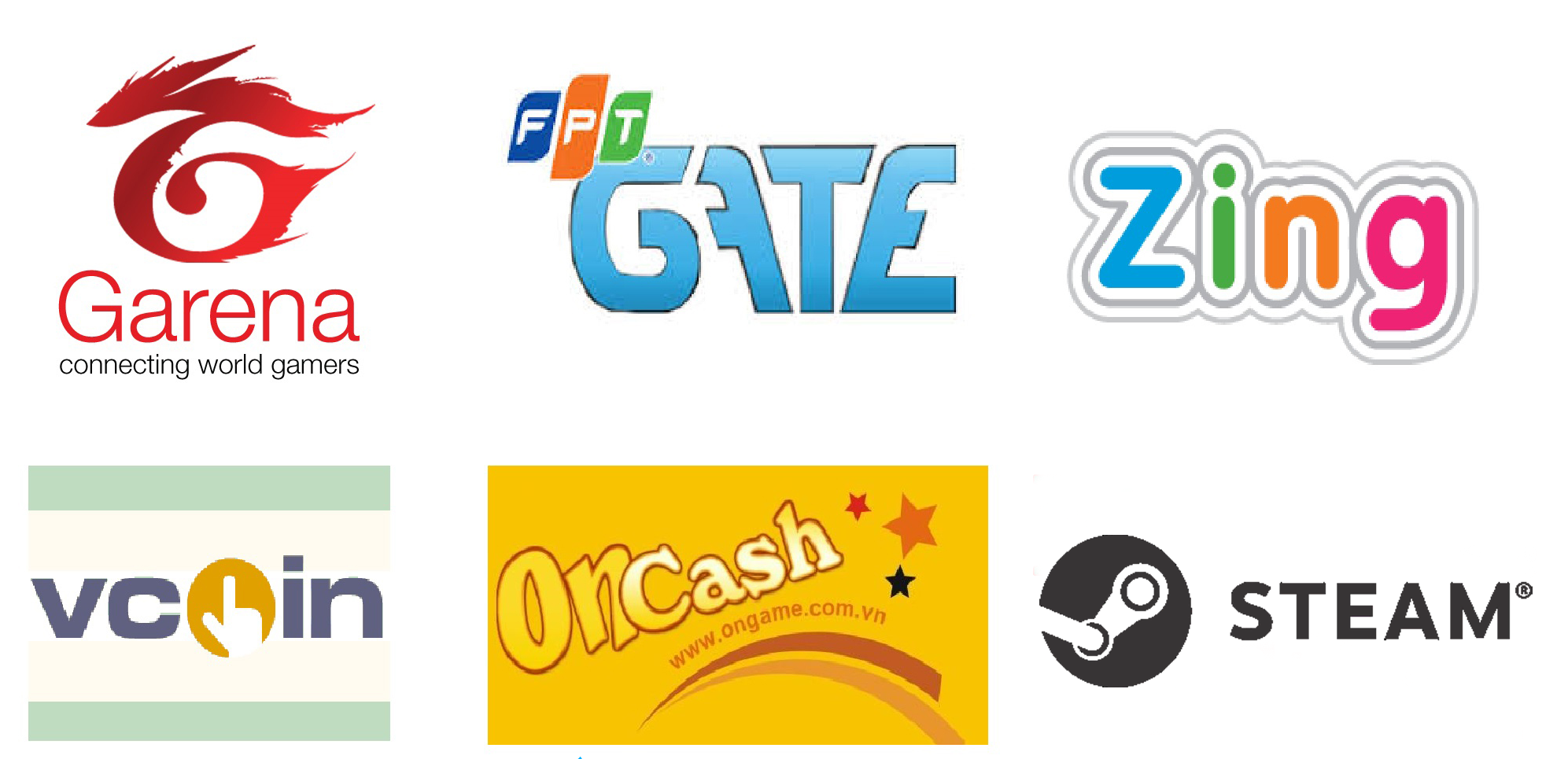 Thẻ game FPT, Garena, vcoin - Ảnh 1 ...