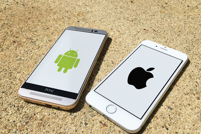 Tai sao nguoi dung thich iPhone hon smartphone Android? hinh anh 1