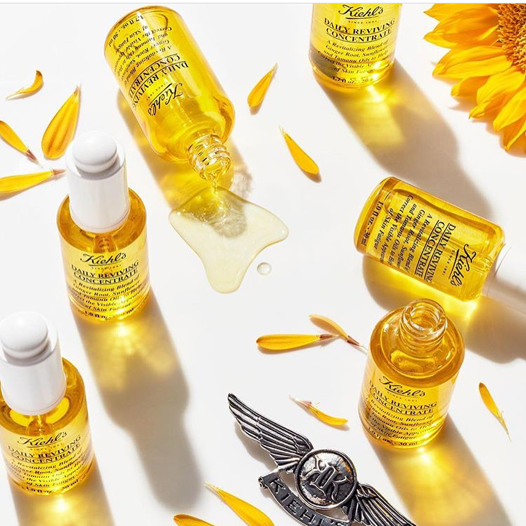 Kiehl's Daily Reviving Concentrate - Ảnh: Instagram