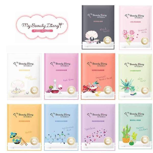 Image result for My Beauty Diary Mask