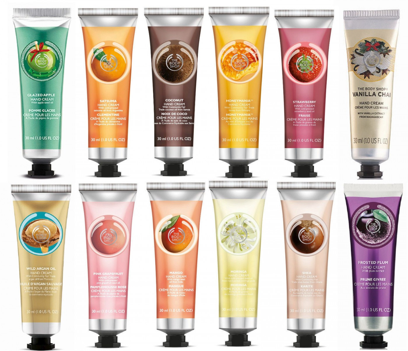 Image result for The Body Shop Hand Cream