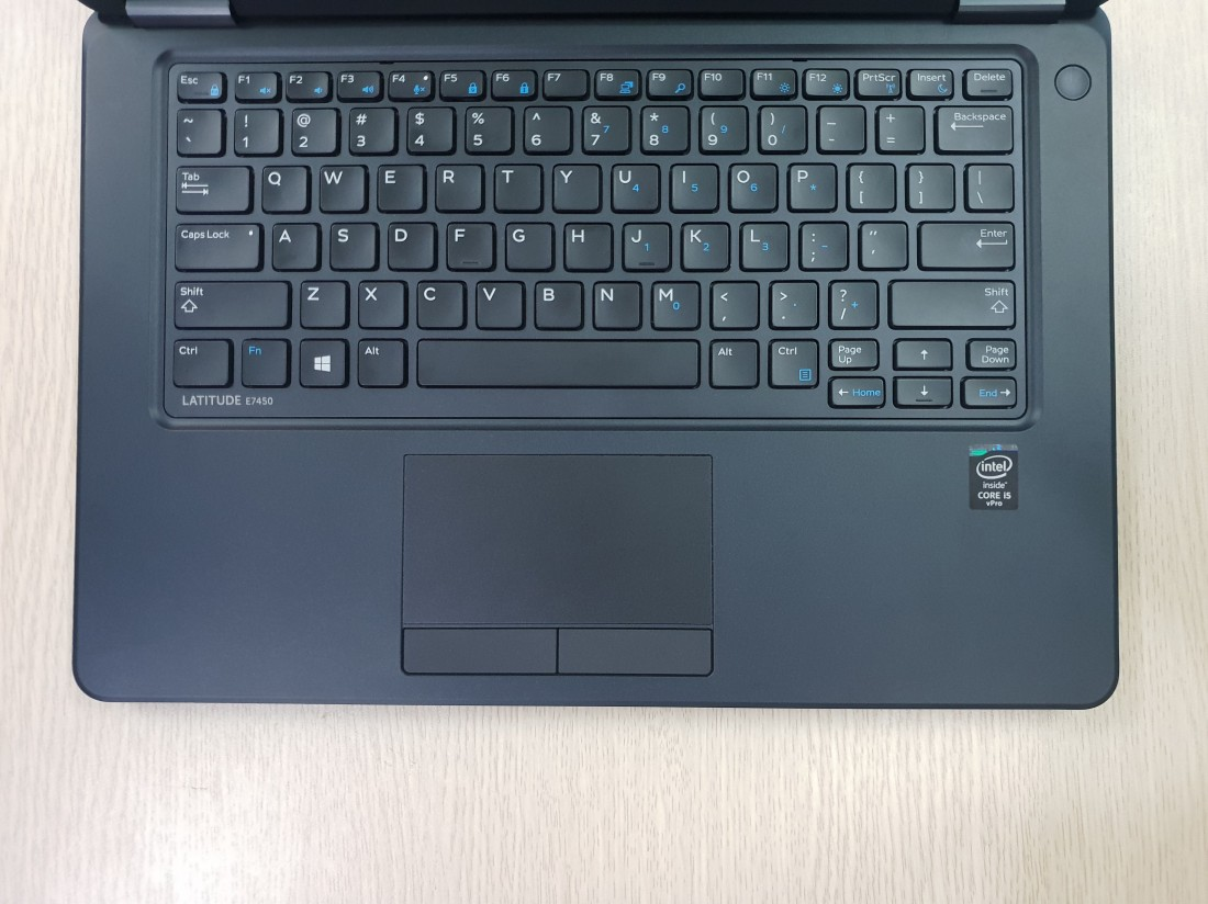 Dell 7450, core i5 5300 ram 4gb ổ 128gb (Ảnh 3)