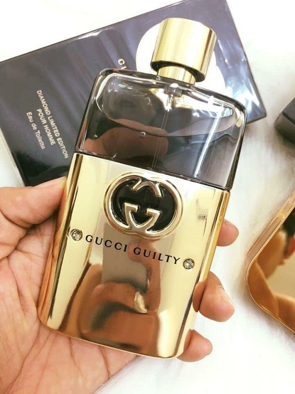 ad03dff092f Nước hoa nam Gucci Guilty Diamond Limited Edition Pour Homme 90ml (EDT) ...