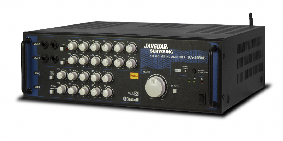 AMPLY JARGUAR SUHYOUNG PA-503AB (Ảnh 2)