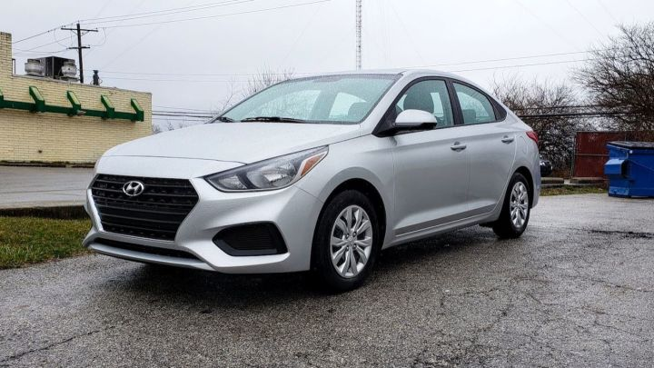 Image result for Hyundai Accent 2018