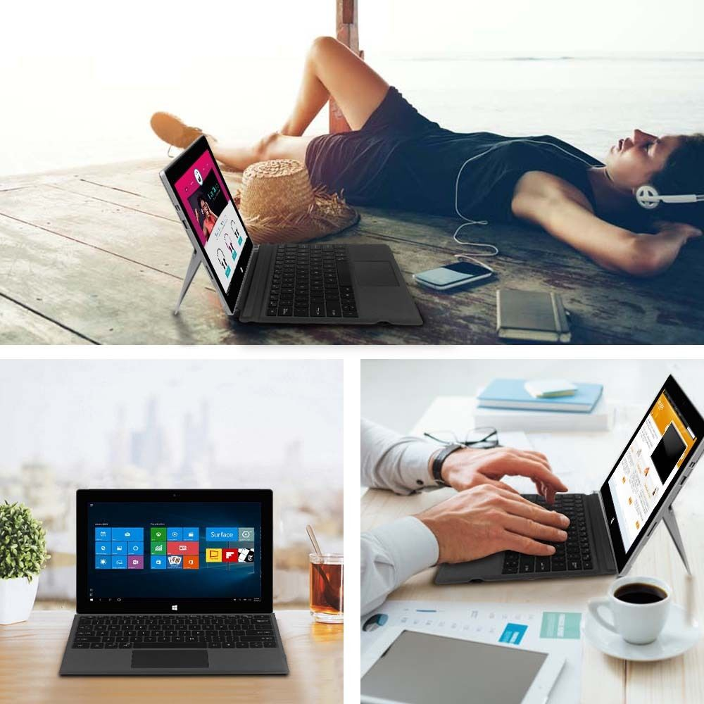 Thiết kế Surface Pro 2017