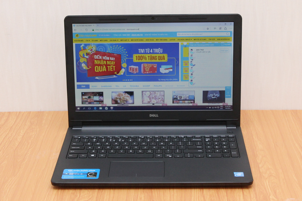 Laptop Dell Ins 3552