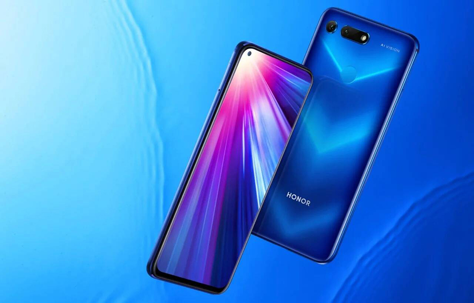 Honor View 20 (ảnh 1)