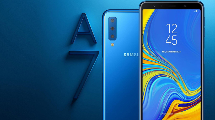 Image result for - Samsung Galaxy A7 2018 là 6,190,000 đồng.