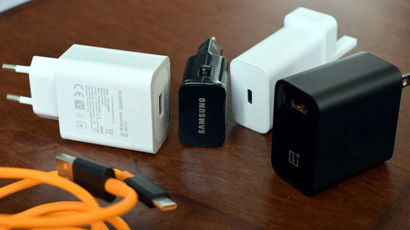 Smartphone-Chargers
