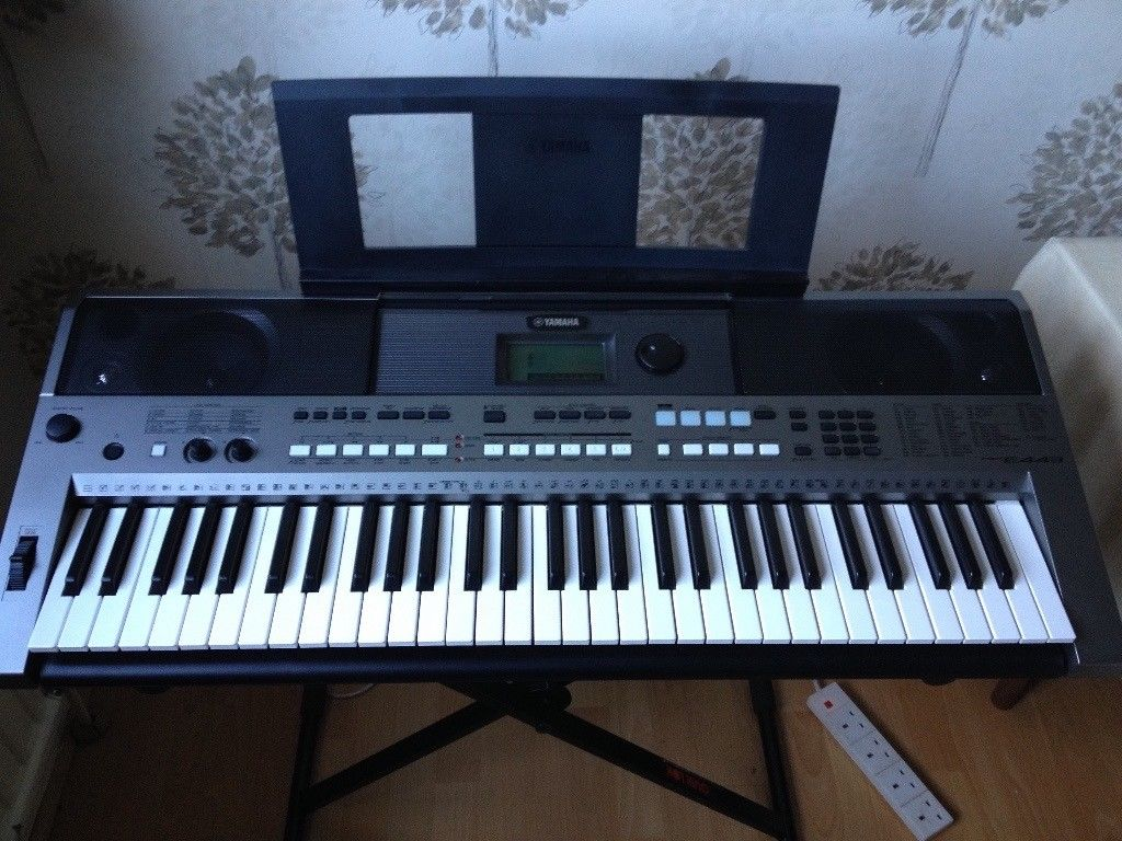 yamaha psr e443 n organ. Black Bedroom Furniture Sets. Home Design Ideas