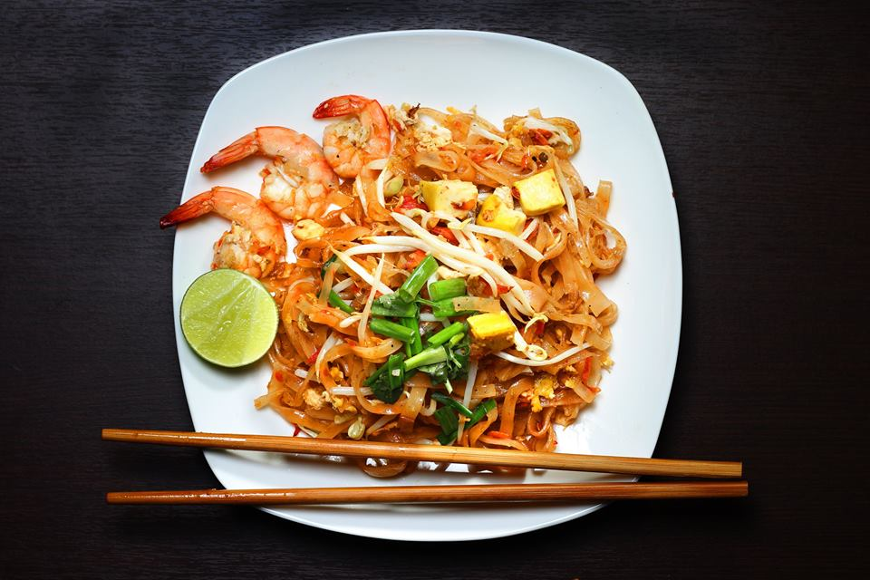 Image result for Pad Thái - Thái Lan