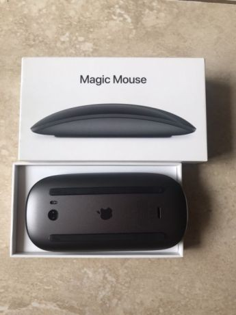 Apple Magic Mouse 2- Sliver và  Space Grey, Magic Keyboard with Numeri - 4