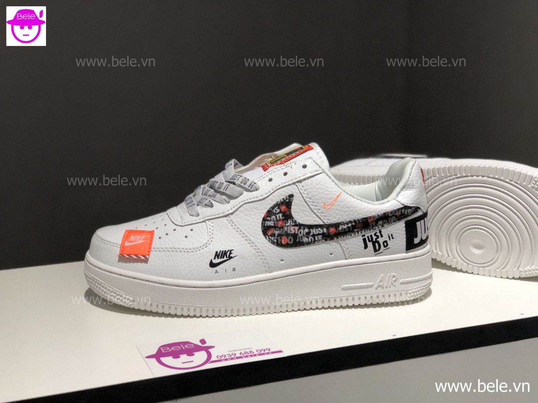 Giày Nike Air Force 1 Just Do It (Ảnh 4)