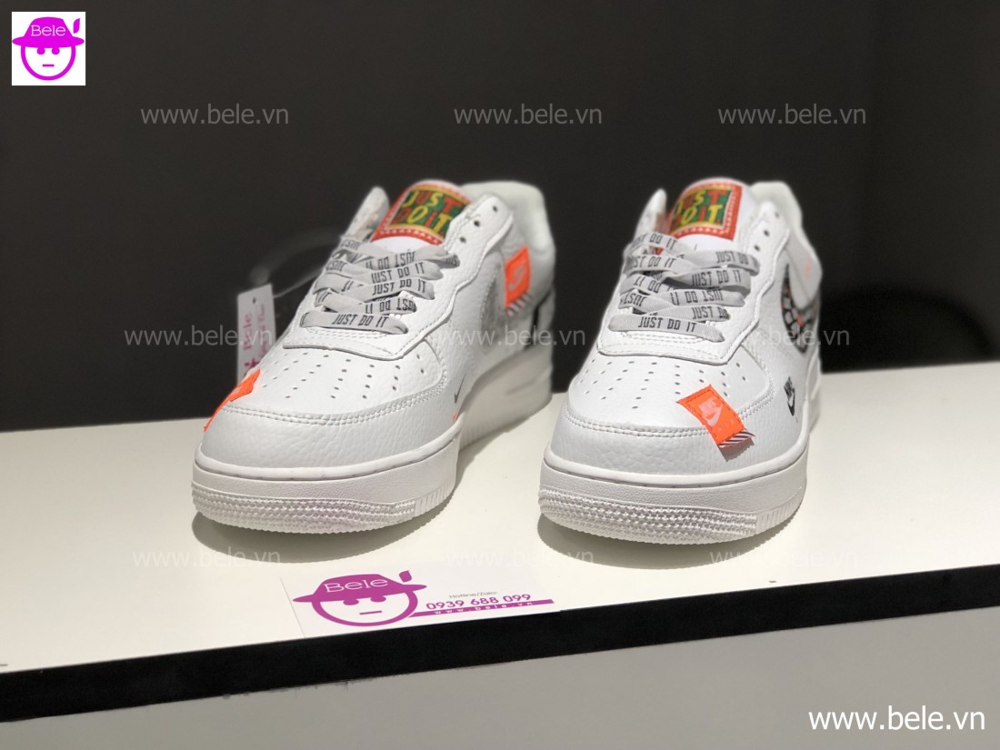 Giày Nike Air Force 1 Just Do It (Ảnh 2)