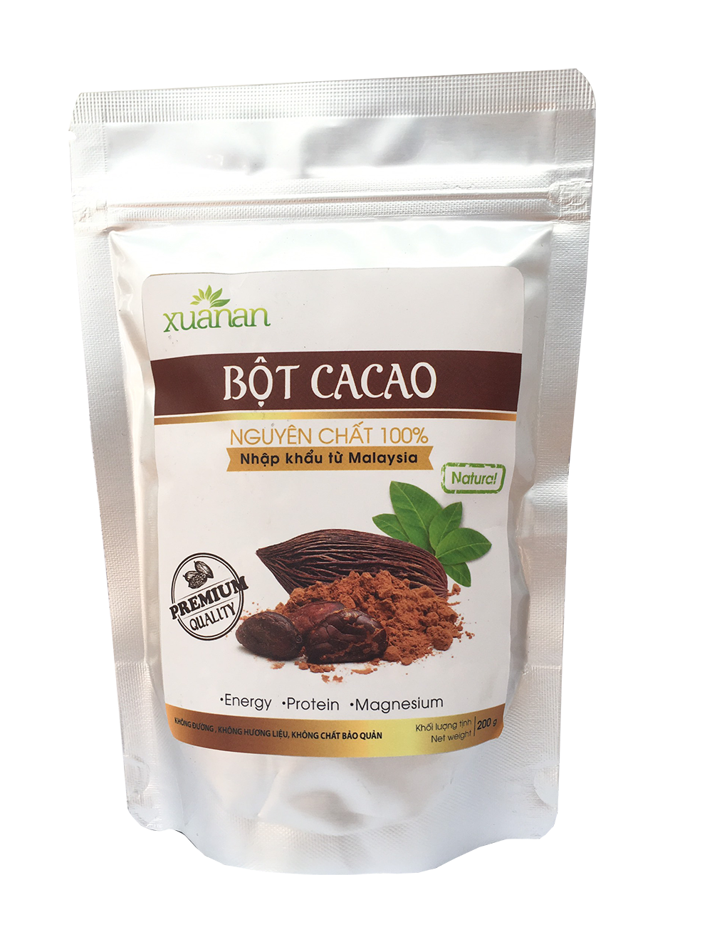 Bột cacao Malaysia (Ảnh 1)