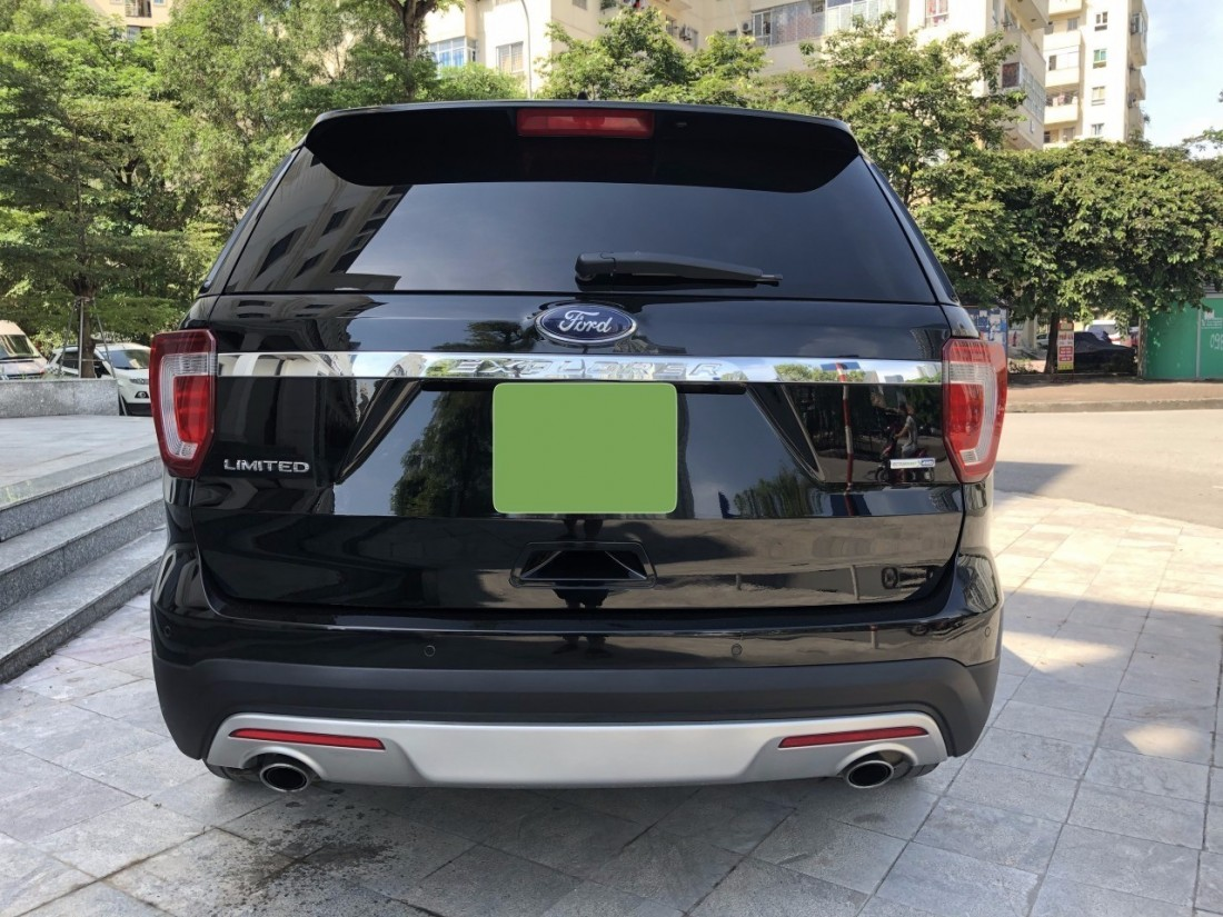 Ford Explorer limited 2017 (Ảnh 2)