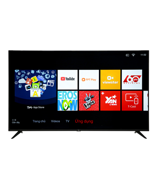Android Tivi Panasonic 4K 55 inch TH-55FX650V (Ảnh 1)