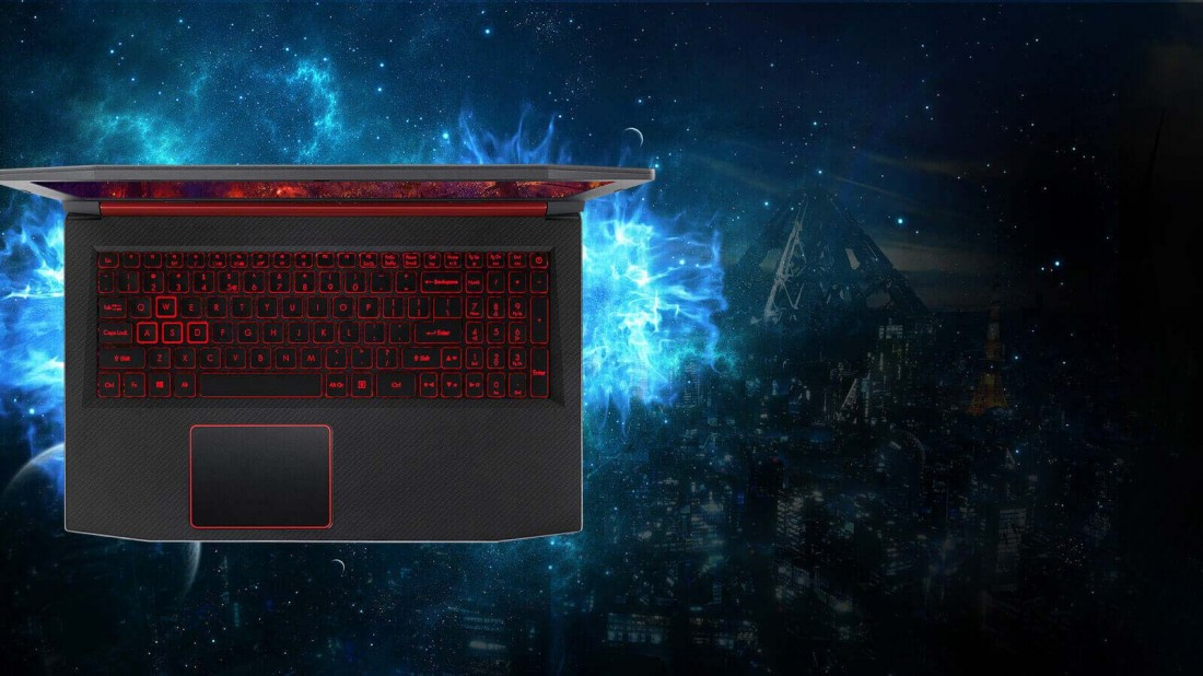 Overview Laptop Acer Nitro 5 AN515-52-70TD 6