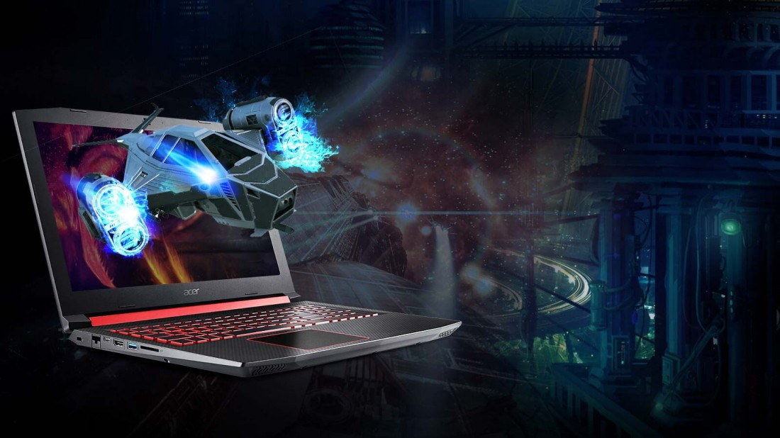 Overview Laptop Acer Nitro 5 AN515-52-70TD 8