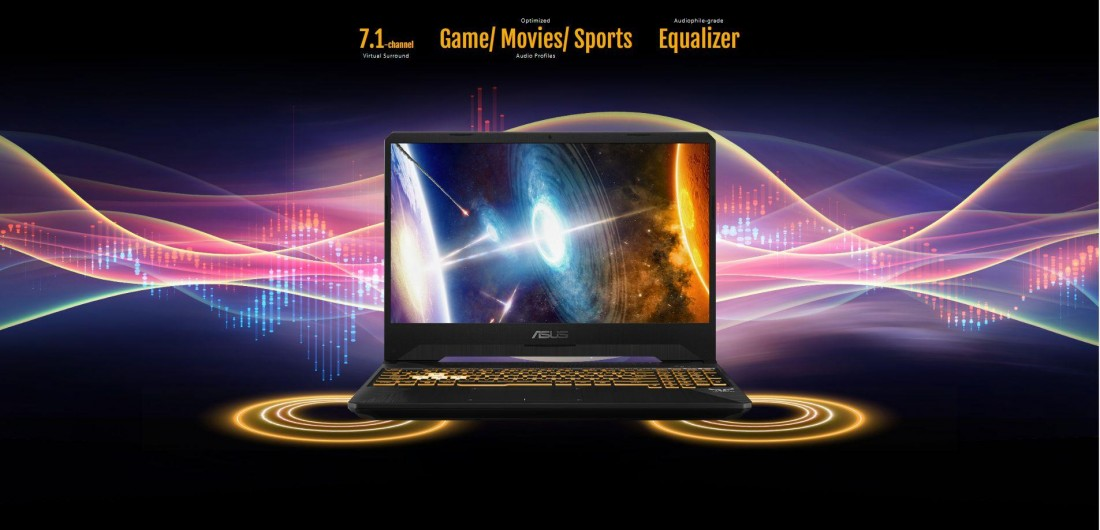 Laptop Asus TUF Gaming FX505DU-AL070T (AMD R7-3750H/ GTX 1660Ti 6GB/ Win10) (Ảnh 8)