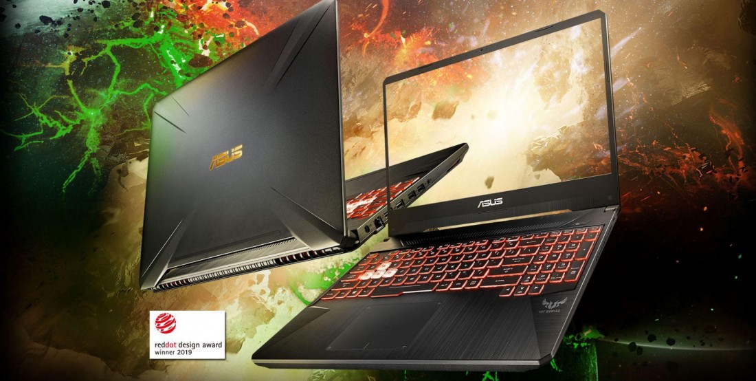 Laptop Asus TUF Gaming FX505DU-AL070T (AMD R7-3750H/ GTX 1660Ti 6GB/ Win10) (Ảnh 7)