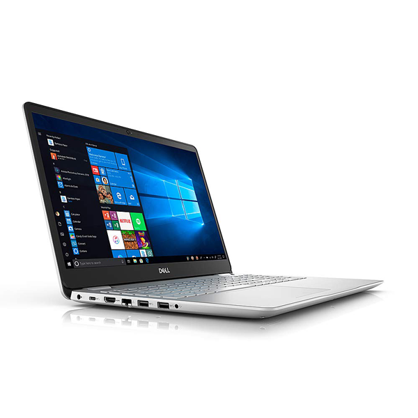 Laptop Dell Inspiron 5584 CXGR01 Core i5 8265U 1.6GHz up to 3.9GHz, 6MB  15.6-inch FHD (1920 x 1080) (Silver) (Ảnh 2)