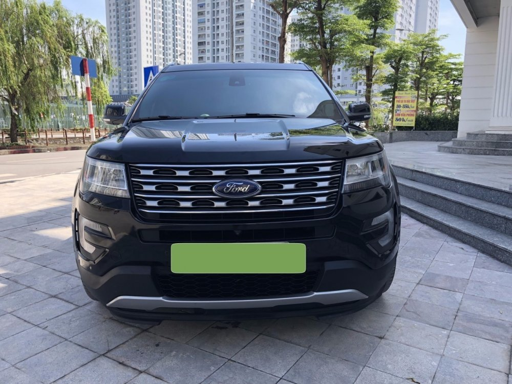 Ford Explorer limited 2017 (Ảnh 1)