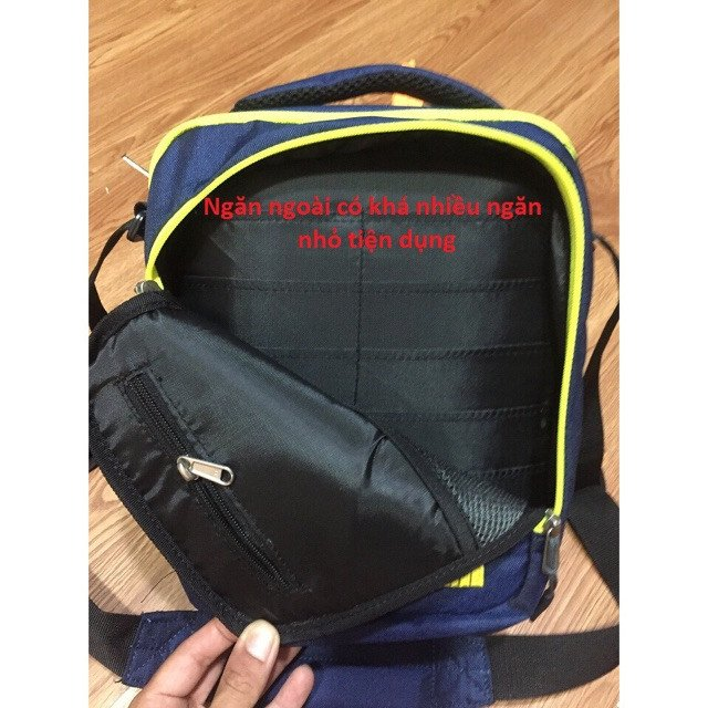 Túi chéo Ipad The North Face Sling Bag - TTS01 (Ảnh 4)