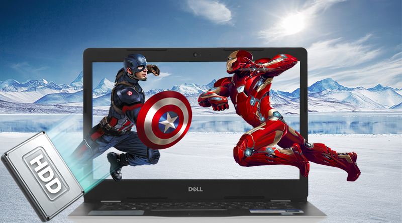 Ổ cứng Laptop Dell Inspiron 3480