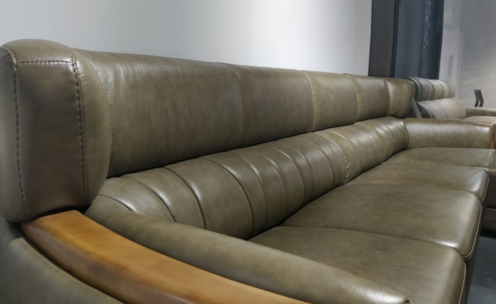 Sofa Selva Kai Furniture L-NY-Leather IV (Ảnh 3)