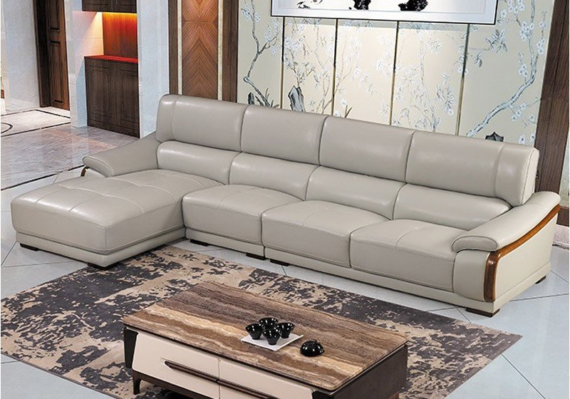 Sofa Selva Kai Furniture L-NY-Leather IV (Ảnh 8)