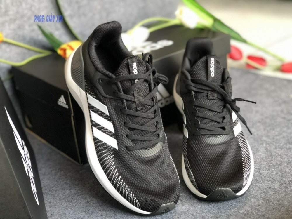 Giày thể thao ADIDAS ALPHABOUNCE CLOUDFOAM (Ảnh 3)
