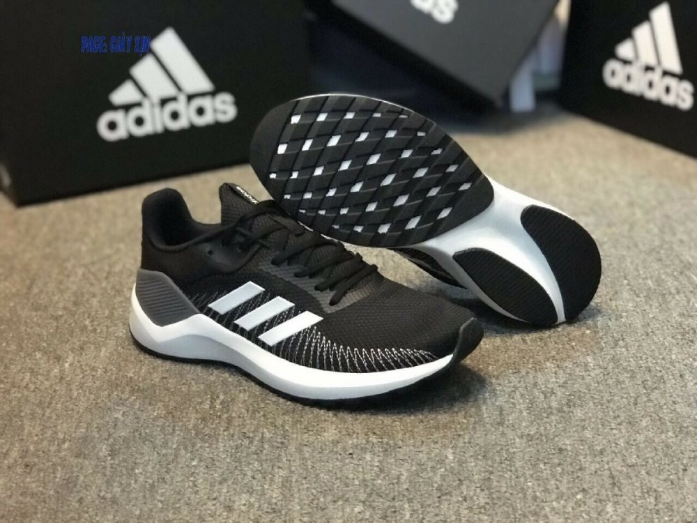 Giày thể thao ADIDAS ALPHABOUNCE CLOUDFOAM (Ảnh 4)