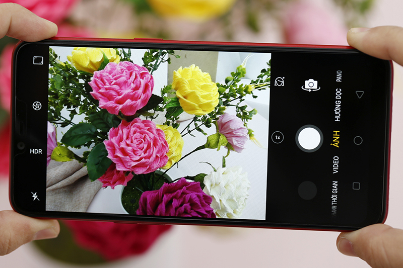 Camera điện thoại OPPO A3s