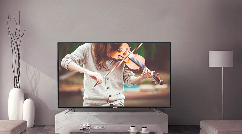 Smart Tivi Panasonic 4K 55 inch TH-55GX650 (Ảnh 2)