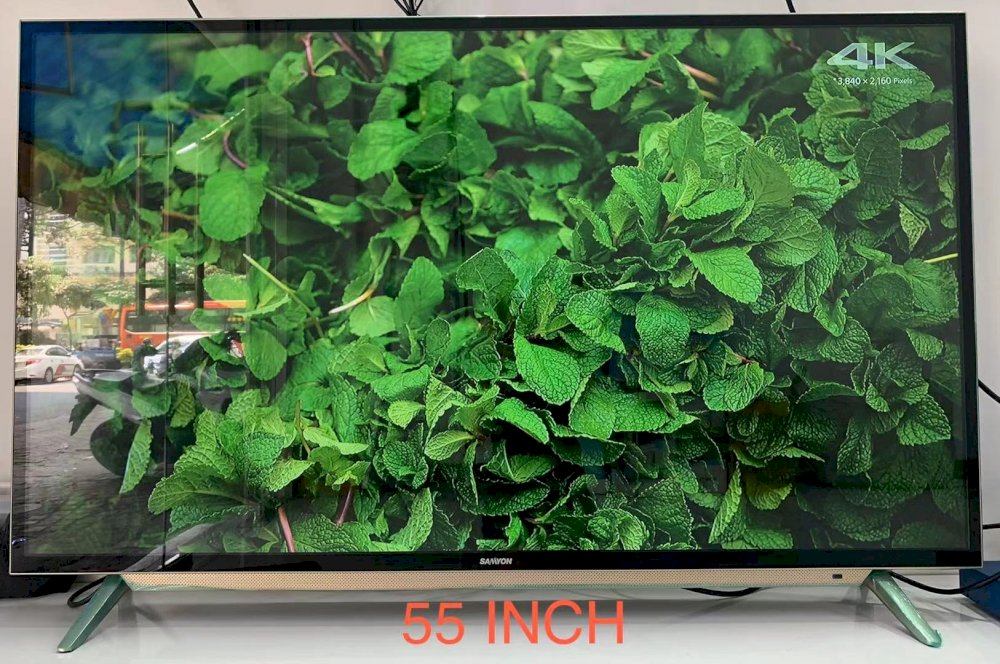 Smart tivi Samyon wifi led 55 inch - 550WF1 (Ảnh 2)