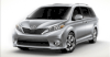 Toyota Sienna LE 3.5 AT FWD 2011_small 1