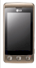 LG KP500 Cookie Gold_small 0