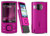 Nokia 6700 Slide Pink_small 2