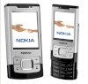 Nokia 6500 slide Silver_small 0