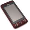 LG KP500 Cookie Red_small 2