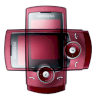 Samsung U600 Red_small 1