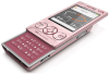 Sony Ericsson W705 Floral Prink_small 2