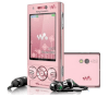 Sony Ericsson W705 Floral Prink_small 0