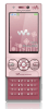 Sony Ericsson W705 Floral Prink_small 1